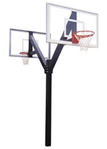 Legend Jr. Select Dual Fixed Basketball System