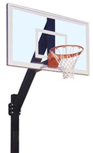 Legend Jr. Pro Fixed Height Basketball System
