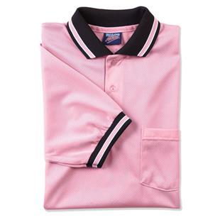 Dalco Pink Umpire Mini-Mesh Shirts