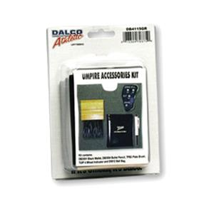 "Dalco Umpires 11.5"" Bag Accessories Kit"