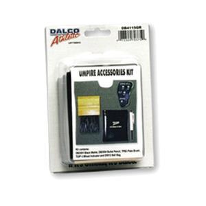 """Dalco Umpires 10"""" Bag Accessories Kit"""