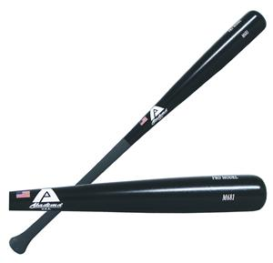 Akadema M681 Tacktion Grip Hard Maple Wood Bat