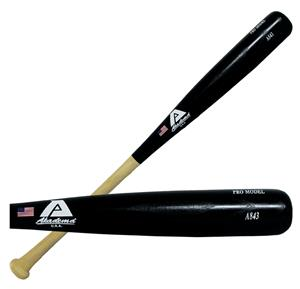 Akadema A843 Pro Level Quality White Ash Bat