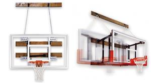 FoldaMount46 Select Wall Mounted Basketball Goals