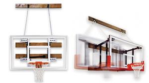 FoldaMount46 Pro Wall Mounted Basketball Goals