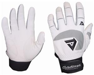 Akadema BTG450 Grey Professional Batting Gloves
