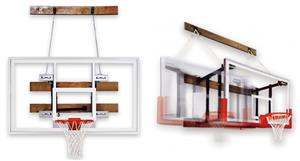 FoldaMount46 Supreme Wall Mounted Basketball Goals