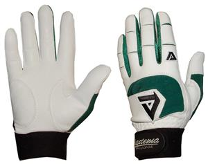 Akadema BTG485 Green Professional Batting Gloves