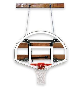 FoldaMount46 Advantage Mounted Basketball Goals