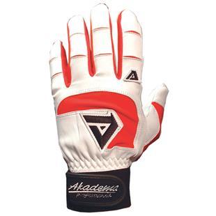 Akadema BTG475 Red Professional Batting Gloves