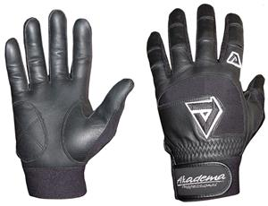 Akadema BTG425 Black Professional Batting Gloves