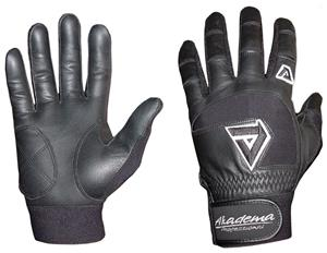Akadema BTG325 Black Youth Batting Gloves