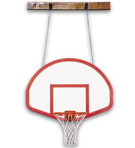 FoldaMount46 Rebound Wall Mounted Basketball Goals