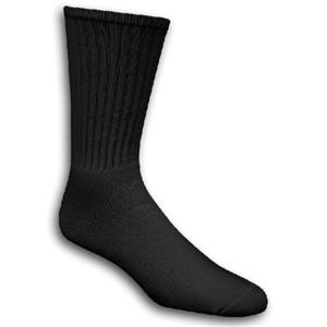 Wigwam Volley Crew Length Sport Black Adult Socks