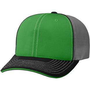Richardson 172 Sport Mesh w/ Piping Flex Fit Caps