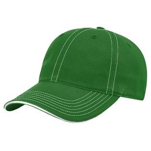 Richardson 325 Contrast Stitch Garment Washed Cap