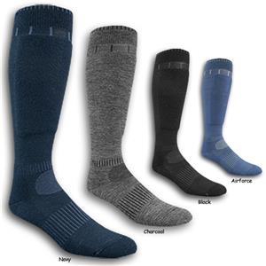 Wigwam Snow Silver Ski Knee Length Adult Socks