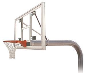 Brute Supreme Fixed Height Basketball Goals
