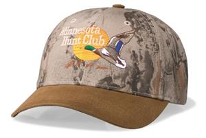 Richardson 887 &quot;Natural Gear&quot; Duck Cloth Camo Cap