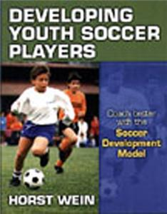 Developing Youth Soccer Players-BOOK training book