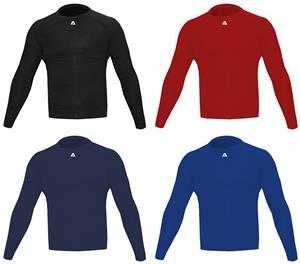 Akadema Compression Fit Long Sleeve Shirt