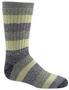 Wigwam Youth Lil&#39; Rascal Crew Length Socks