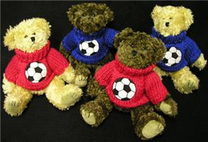Rixstine Soccer Sweater Bears (1 Each)
