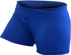 Gem Gear Compression Royal Shorts 3 Inseam Sizes