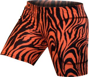 Gem Gear Orange Zebra Softball Slider 5&quot; Inseam
