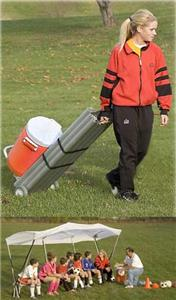 Brink's Portable Sports Benches