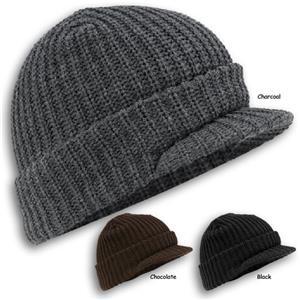 Wigwam Lumberjack Winter Beanie Visor Caps/Hats