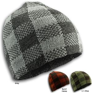 Wigwam Check Mate Winter Caps/Hats