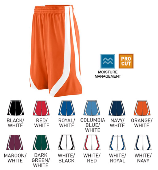 E20680 Augusta Youth Triple-Double Game Short