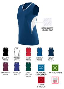 Augusta Ladies Challenge Volleyball Jersey