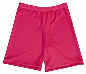 Miami Crazy Neon Pink Compression Shorts