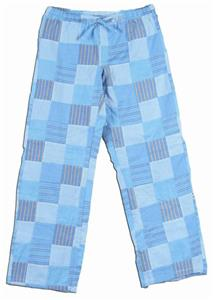 "Fit2Win Jenny Madras Lounge Pants 32"" Inseam - MR"