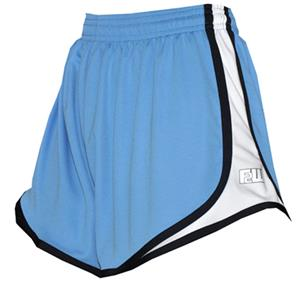 "Fit 2 Win Womens Marathon 3 1/2"" Swiss Pique Short"