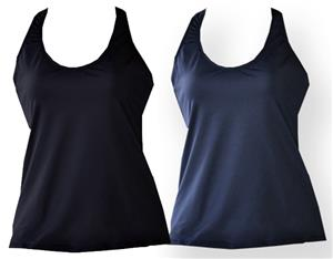 Fit 2 Win Isabelle Racer Back Sports Tank