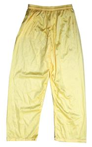 Fit 2 Win Womens Key Largo Yellow Mesh Pants