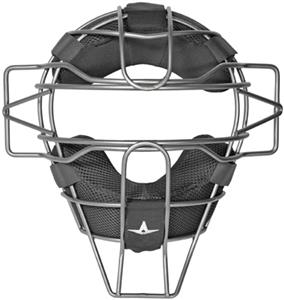 ALL-STAR Titanium Baseball Umpire&#39;s Face Masks