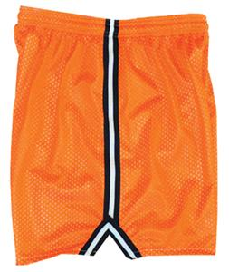 Fit 2 Win Womens Severn Neon Orange Mesh Shorts