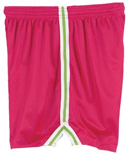 Fit 2 Win Womens Severn Fuchsia Mesh Shorts