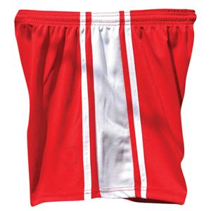 Fit 2 Win Womens West Virginia Fitwick Red Shorts