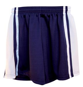 Fit 2 Win Womens West Virginia Fitwick Navy Shorts