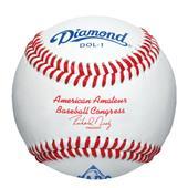 Diamond DOL-1 AABC World Series Baseballs
