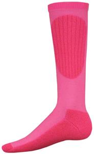 Red Lion Pink Terry Dust Shoe Wiping Socks