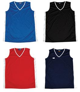 Fit 2 Win Womens Minnesota Sleeveless Jerseys