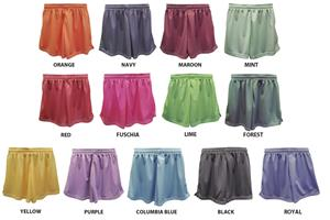 Womens Nantucket White Hole Mesh Shorts 13 Colors