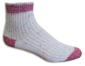 Closeout Speckle Fashion Socks PAIR