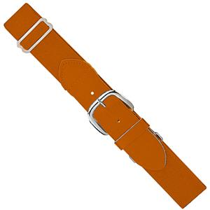 Martin Baseball Leather Tab Belts